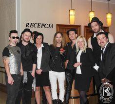 Zespół VIDEO w Rezydencja Luxury Hotel****.