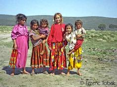 Gypsies: Karderars of the Eastern Carpathians - Photographs by Ferenc Tobak -