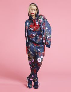 Rita Ora x Adidas Originals. I want this outfit!