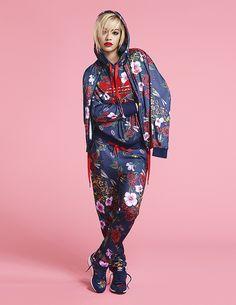 Rita Ora x Adidas Originals - Roses