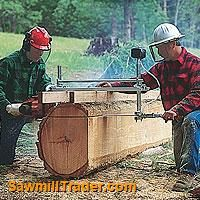 Complete 56 Alaskan Mill Kit - .404 pitch $779.00 - Chainsaw Mills : Chainsaw Mills