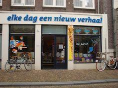 Boekhandel De Giraf in Dordrecht