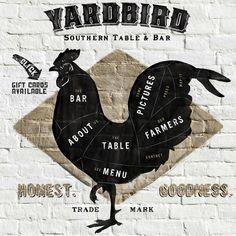 Yardbird, Miami Beach.  Fried Chicken, gourmet mac n cheese, shrimp and grits... all by an award-winning top chef! Gotta love it.