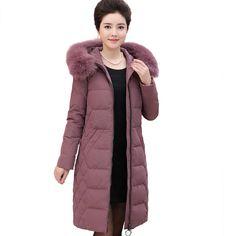 fd7ef187e582 21 Best long form fitting down coats images