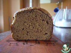Хлеб ржаной на сухом квасе ингредиенты