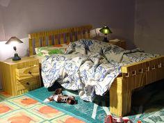 Teenage girls room organization comforter 36 new ideas Home Bedroom, Bedroom Furniture, Bedroom Ideas, Bedroom Decor, Closet Bedroom, Bedroom Designs, Teen Room Organization, Organization Ideas, Storage Ideas