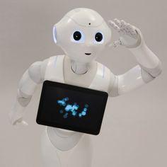 Robot Pepper : robot intelligent, robot SoftBank | Aldebaran