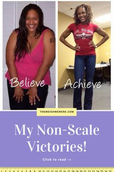Motivational story! Her gorgeous body is strong not skinny. Read black women weight loss transformations and before and after fitness inspiration at TheWeighWeWere.com. Gym, yoga and natural hair styles for classy African American plus size women looking for clothes, exercise work outs, outfits and body training products for curves, legs and life #weightlossworkout