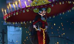 Is 'The Book of Life' The Next Big Animated Movie? [Trailer + ...