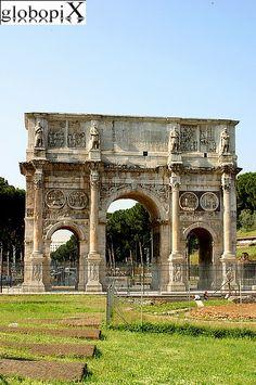 Roma - Arco di Costantino