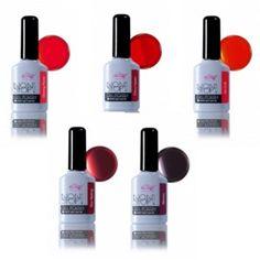 Kit La Femme Couleur Rouge (5 Vernis Semi-Permanent)