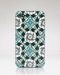 MARC BY MARC JACOBS iPhone Case - Batik Print