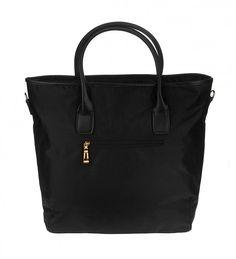 Black Fabric Bag Black Fabric, Tote Bag, Bags, Fashion, Handbags, Moda, Fashion Styles, Totes, Fashion Illustrations