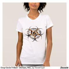 Crop Circle T-Shirt - Devizes, Wiltshire