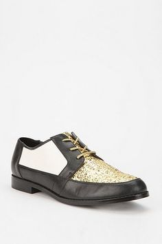 Now these just scream Mel.  |  Deena & Ozzy Sparkle Oxford