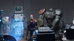 IBM's attempts to showcase Watson in TV commercials have been a bit less impressive than the computing system's Jeopardy wins. They usually involve a renowned figure awkwardly carrying on a short...