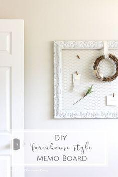 DIY Farmhouse Style
