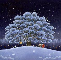 Wintry Tree of Life