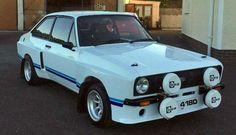 Mk2 Escort Escort Mk1, Ford Escort, Classic Auto, Ford Classic Cars, Ford Rs, Car Ford, Mk 1, Old School Cars, Old Fords