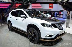 #Nissan X-Trail Premium Concept – #GenevaMotorShow Live