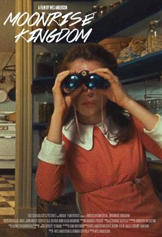 Moonrise Kingdom: A Film By Wes Anderson #poster #movies