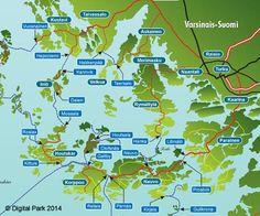 turun saaristo - Google-haku Helsinki, Finland, Parka, Google, Holiday, Vacations, Holidays, Parkas, Vacation