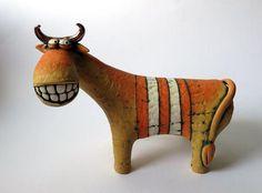 Inna Olshansky - sculptor, painter, visual arts | Animals