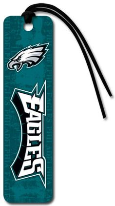 NFL - Philidelphia Eagles - Collector's Beaded Bookmark