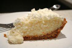 Divine Coconut Cream Pie