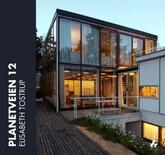 Planetveien 12: The Korsmo House: A Scandinavian Icon