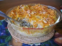 CHICKEN NOODLE CASSEROLE | The Southern Lady Cooks