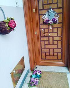 Paspas kapı süsü takımı