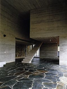 designs that are sparing in formal elements, concrete in the technique employed, and that try to avoid militant affiliation to . Beton Design, Concrete Design, Beautiful Architecture, Interior Architecture, Interior Design, Architectural Digest, Cecilia Puga, Genius Loci, Concrete Architecture