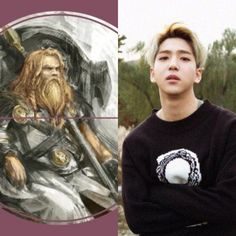 NorseCabins&KPOP // Forseti // Baro of B1A4
