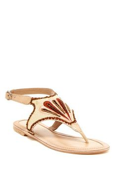 Charles by Charles David Valli Embroidered Sandal by Assorted on @HauteLook