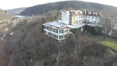 Abandoned hill top hotel harpers ferry wv