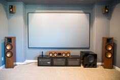 Looks like my home theater is (finally) ready!