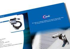 Product Brochure Design for MDI