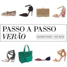 Compre moda com conteúdo, www.oqvestir.com.br #Fashion #Loves #Shoes #Bags #Summer #Verão14