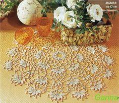 free pattern on website ;O) crochet doily - Gallery.ru / Фото #181 - Wzory szydelkowe - gosiaka