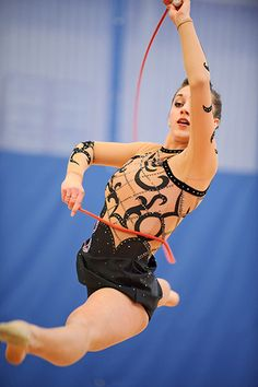 Rhythmic Gymnastics Testing! By Russian Professional (Elena lazarova) Tomorrow from 5 pm-7 pm 010-255-20-400