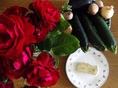 Edith genießt! Rezepte für's Leben ...: Von Marie Antoinette als Gegenprogramm zur EURO bi... Marie Antoinette, Eggplant, Euro, Fruit, Vegetables, Food, Cooking, Life, Essen