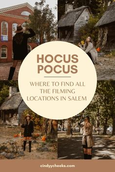 The perfect guide to filming locations in Salem Massachusetts Boston Vacation, Vacation Spots, Boston Travel, Vacation Destinations, East Coast Travel, East Coast Road Trip, Weekend Trips, Day Trips, Places To Travel