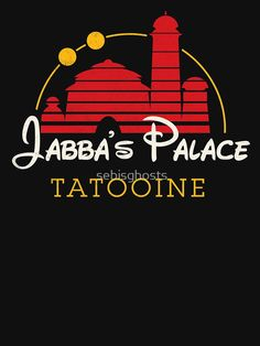 About this T-Shirt Visit the place where nightmares come true! Star Wars Stencil, Star Wars Art, Jabba's Palace, Culture Shirt, Star War 3, Arte Horror, Disney Shirts For Family, Disney Star Wars, Boba Fett