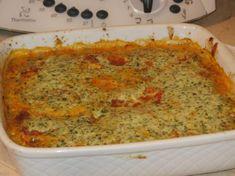 Fenouil à l'italienne par lilas35. Une recette de fan à retrouver dans la catégorie Plats végétariens sur www.espace-recettes.fr, de Thermomix<sup>®</sup>. Lasagna, Quiche, Macaroni And Cheese, Cooking, Ethnic Recipes, Thumbnail Image, Fan, Tomato Preserves, Lasagne