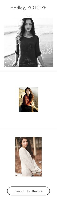 """""""Hadley, POTC RP"""" by rainbow-mutant ❤ liked on Polyvore featuring emily rudd, people, emily, girls, models, pictures, characters, rudd, site models and accessories"""