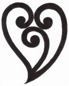 Koru hearts