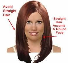 Image result for hair for double chin