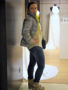 Carola di PursesInTheKitchen con i #jeans #LollyStar! :)
