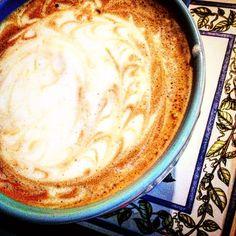 ~• I Love Cappuccino •~ 😍☕️🔝 #breakfast #instalike #instafood #vscocam #colazioneitaliana #cappuccino #instapic #instapicture #vscoitalia #latte #caffe #like4like #likeit #food #follow4follow #followme